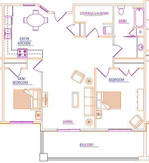 farmstead estates apartment layout